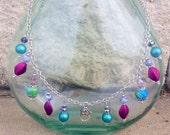Treasure Keeper Necklace - Summer at Sea