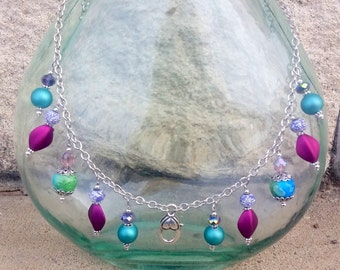 Treasure Keeper Necklace - Summer at Sea