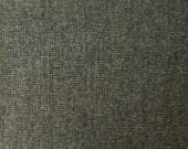 Black Forest Tweed-  Felted Wool Fabric Yard in 100% Wool in a Fat Eighth or Fat Quarter Yard