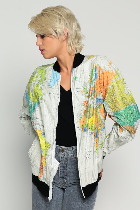 World map jacket 90s tyvek coat ussr windbreaker plastic 80s for sales and promotions follow us here instagram shopexile facebookshopexile world map jacket 90s tyvek gumiabroncs Choice Image