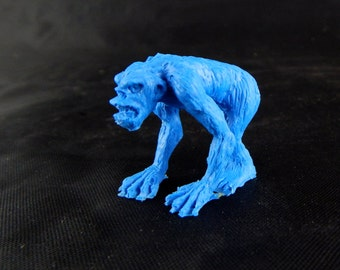 Skunk Ape: Hand-Cast Resin Sculpture