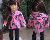 18 Inch Doll Clothes Grace April In Paris