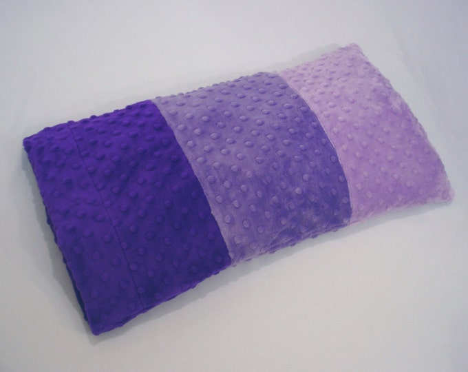 Pillowcase Toddler Purple Ombre