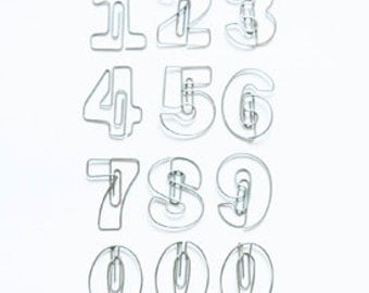Number Clips