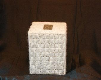 Vintage Tissue Box Holder