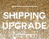 Shipping Upgrade: Priority Mail, Express Mail