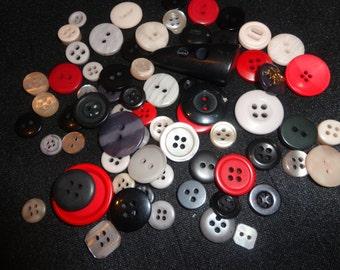 Licorice button kit