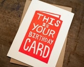This is your birthday card.
