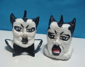 Klaus Nomi S/P shaker Set(Mini 1 oz size,Heads)