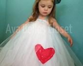 Alice in Wonderland Tutu Costume 12m-5t