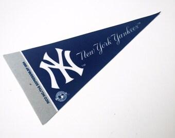 Vintage New York Yankees MLB Pennant
