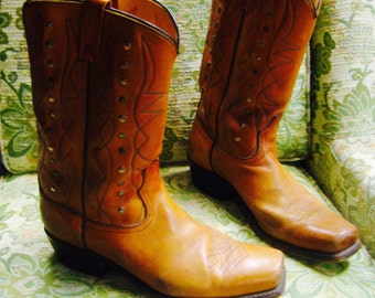 Western 70's boots