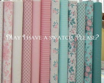 Request a fabric swatch from our online shop..