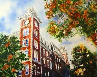 University of Arkansas - Old Main