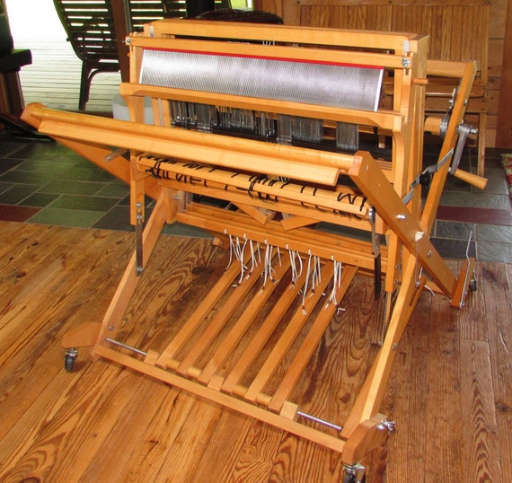 Sold Reserved for Diane L Weaving Loom 4 harness by ...
