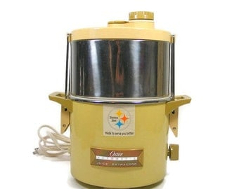 Oster Automatic Juice Extractor model 361 Juicer