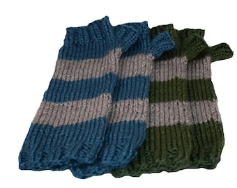 Harry Potter Fingerless Mitts Years 1-2 [Made To Order]