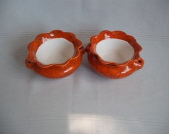 Ceramic African Violet Pot/ Planter/ Extra Small No. 3 ( Set of 2 ) U Pick