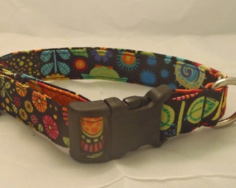 3/4 inch Handmade Dog Collar