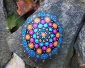 Mandala Dotty Rock
