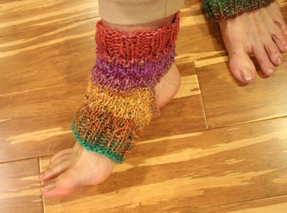 8487fd01d6428e Knit Yoga Socks Pattern