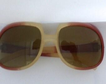 Sunglasses  Catseye 1960s Cool Ray's Polaroid 188