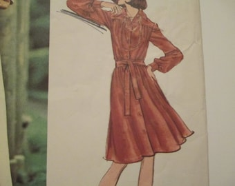Vogue Americana, Stan Herman, Dress Pattern, Size 14