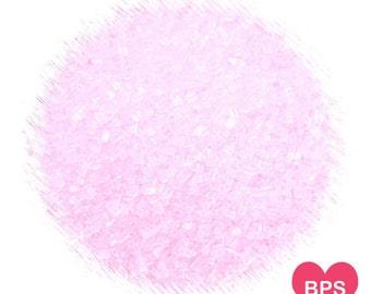 Light Pink Sparkling Sugar, Light Pink Sprinkles, Pastel Pink Sprinkles, Cupcake Sprinkles, Cookie Sprinkles, Edible Sprinkles