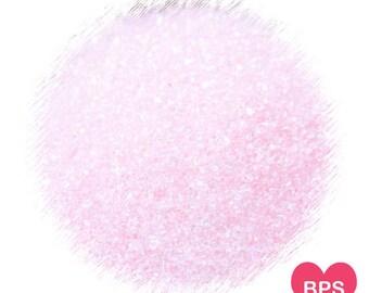Light Pink Sanding Sugar, Light Pink Sprinkles, Edible Sprinkles, Cocktail Rimming Sugar, Cake Sugar, Cupcake Sprinkles, Pink Glitter Sugar