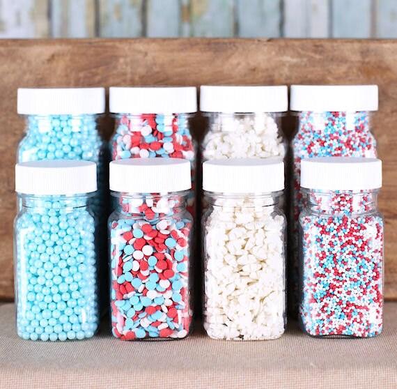 Merry Winter Sprinkles Set