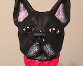 Custom  Dog  Wine Stopper II