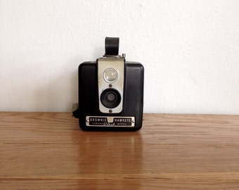 Kodak Brownie Hawkeye Camera