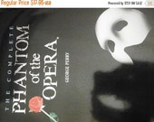 Phantom of the Opera--Illustrated Vintage Book--New Condition----20-70% off Book SALE