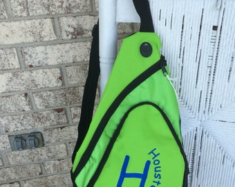Mini Sling Back Pack Monogrammed Personalized Great for Biking, Daycare and more!