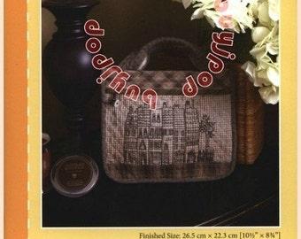 English Edition Yoko Saito Japanese Patchwork Pattern + Booklet Parisian Handbag