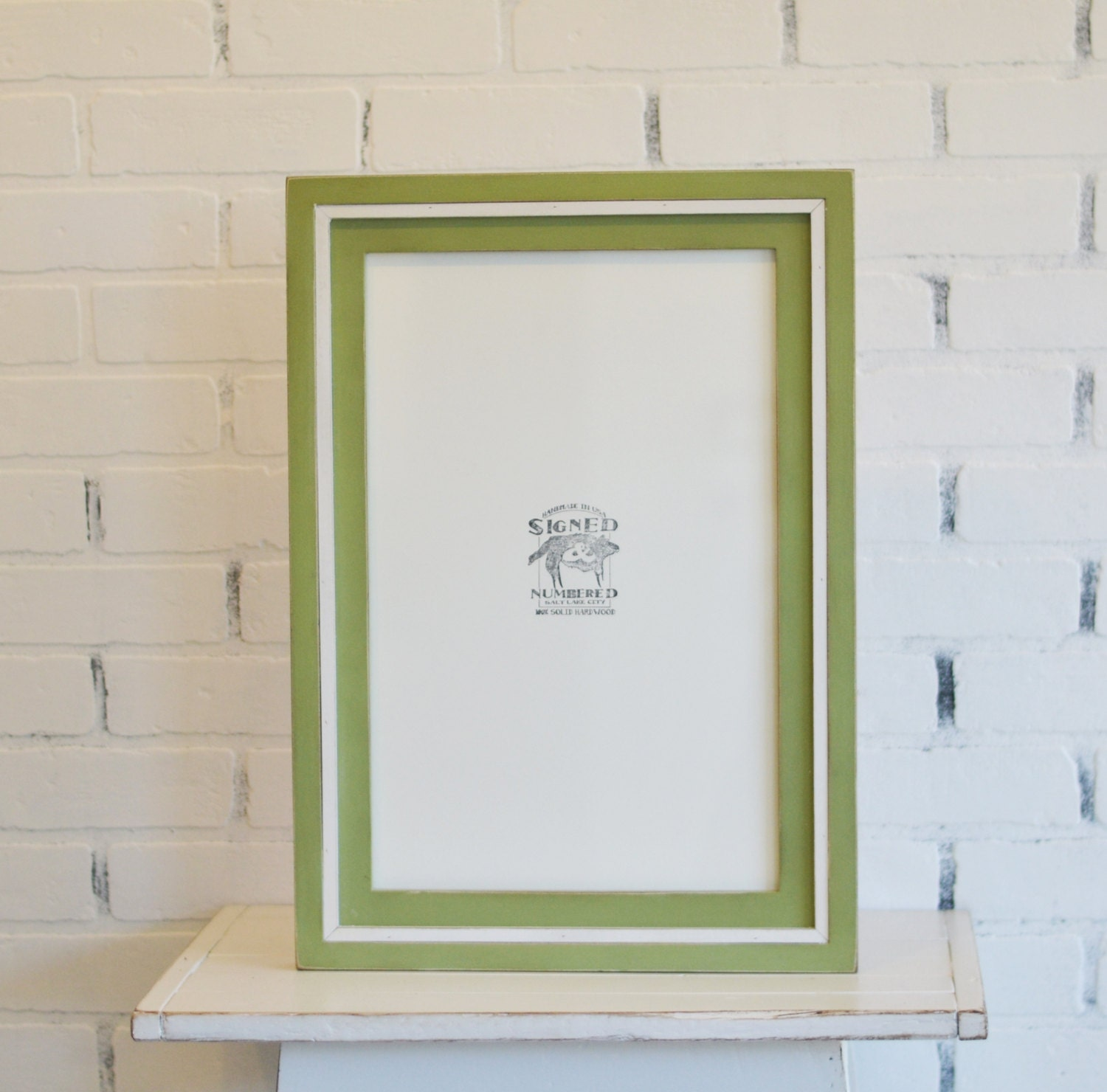 letter of request letter 11x17 inch picture frame in cooper build up style with vintage 10202