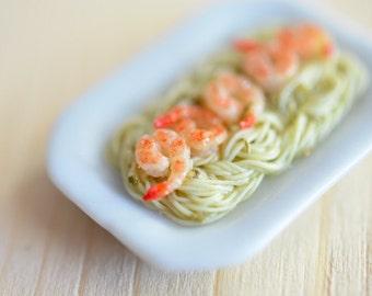 1:12 Linguini w/ Shrimp Scampi