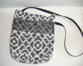 Sugar Glider, Bonding Pouch, Fleece, Viewing Screen, Zipper Closure, Small Animal Pouch, CooperStudios