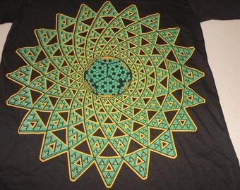 T-Shirt - Infinite Possibilities (Yellow/Green)