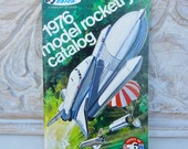 Estes 1976 Model Rocketry Catalog