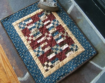 Nine Patch Table Topper or Wall Hanging (Item #60)