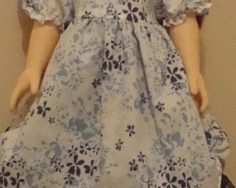 Dress with under skirt for 18 inch or American Girl size doll