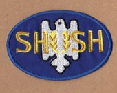 SHUSH Patch - Darkwing Duck