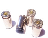 RESERVED 33 pcs 9 mm bullet casings 18 nickel and 15 prass primerless