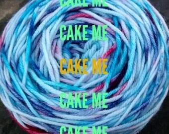 Yarn winding service / wool winding service / yarn cake / wool cake / center pull / ready to knit yarn / cake winding service