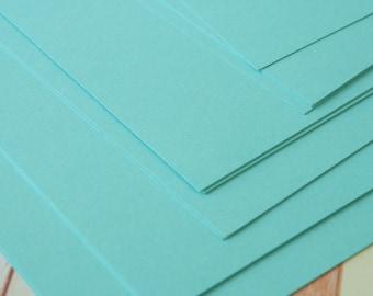 SEAGRASS Aqua Craft Style Colour Card Stock 260gsm 95lb cover