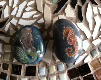 Made to order Painted Rocks