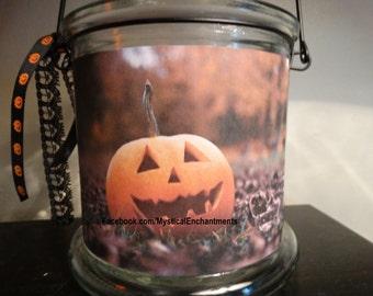Halloween Jack O Lantern Lantern