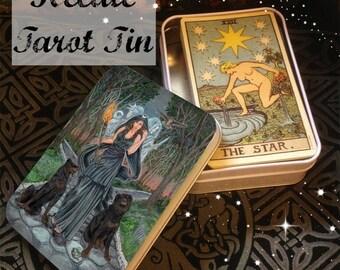 Tarot Tin, Hecate