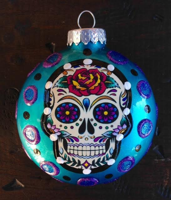 Ornaments - My Sugar Skulls